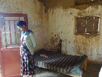 Pastors house in need of renovation