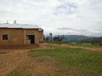 New classrooms at Rugendabari