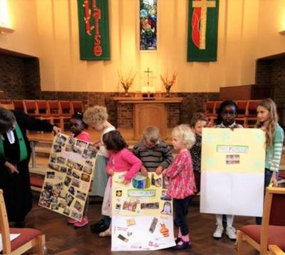 Church Anniversary 2015