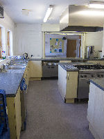 Millenium Hall Kitchen