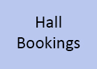 Hall Bookings 2