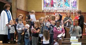 Children in service
