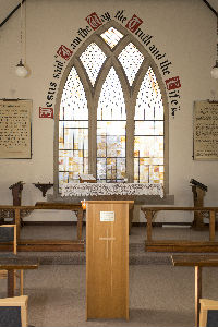 St Lukes Window