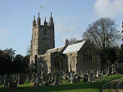 All Saints Church Wraxall