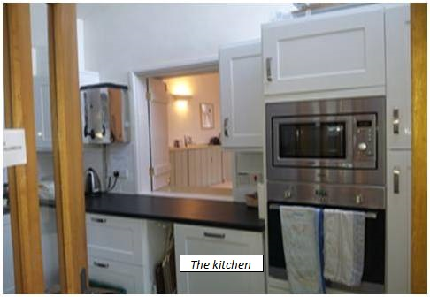 Picture of CTC kitchen