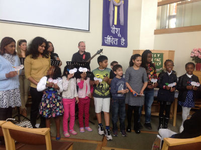 Childrens  Youth Ministry training 3