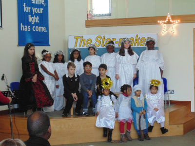 The Starmaker cast