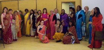 Womens Indian evening
