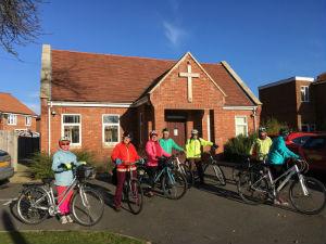 marl rd cyclists