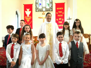 First Communion 2016