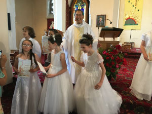 First Communion 2017