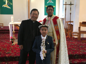 First Communion June 2016