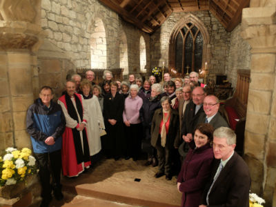 Commissioning of Binsey Mission Community
