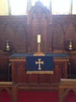 Waddington altar