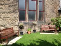 Whalley garden