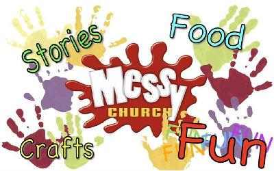 messy church stories food crafts fun