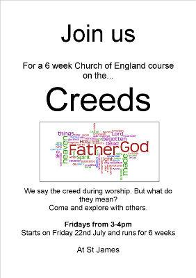 Creeds bible study