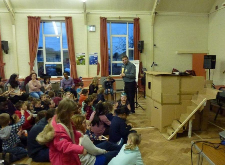 Messy church image