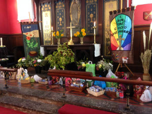 St Peters Harvest Festival 2017