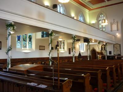 St Peter's interior 1