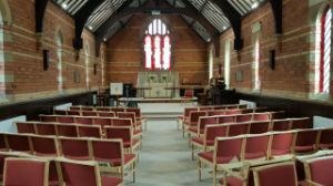 interior of St Marks