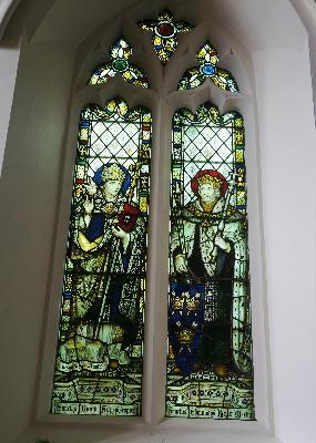window st david and st edmond
