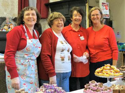 The Cakes Team 2017