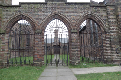 The Arches Gates