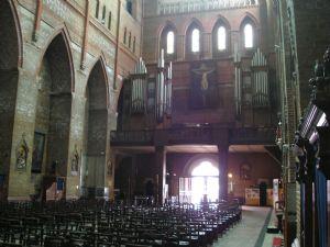 St Bartholomews Organ