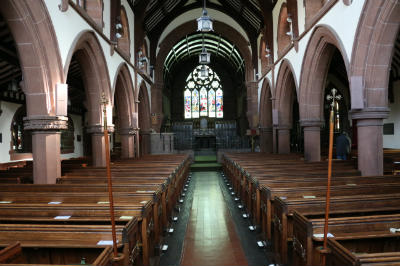 St Peters Interior
