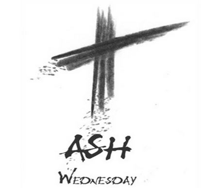 Ash Wednesday Servie