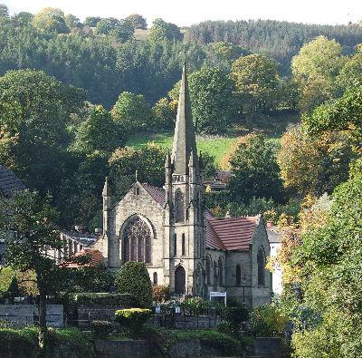 llangollen Methodist church
