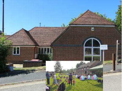 Community Church Robertsbridge montage
