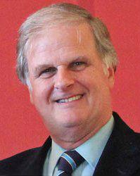 Revd Michael Fanstone SEBA Moderator
