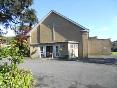 Portslade Baptist Church front elevation