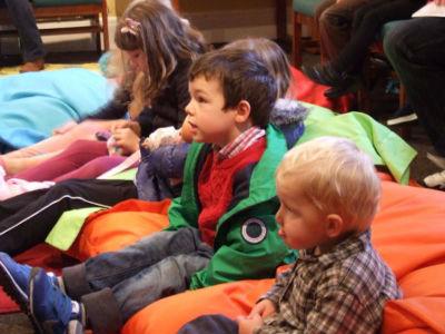 Children in Kingdom Kids