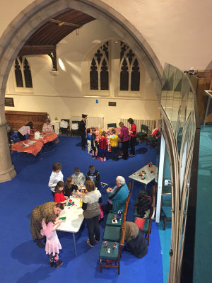 St Chad's Light Party