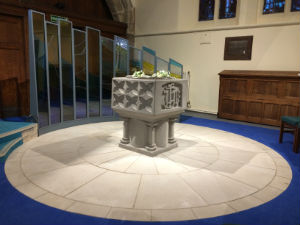 Font and Glasswork