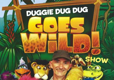Duggie Dug Dug Goes Wild