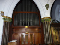 Holy Trinity Stapleton Organ