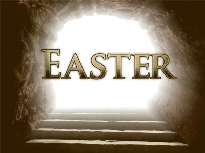 Easter Tomb Light