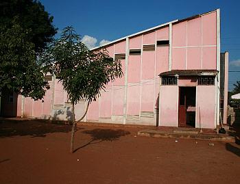 St Marks Building