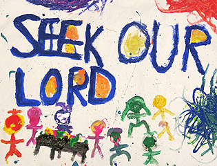 Seek our Lord