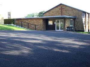 Church hall and Car Park