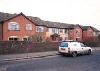 Asfordby Methodist Church at Bradgate Flats Residential Home