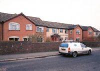 Asfordby Methodist Church at Bradgate Flats Residential Home