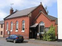 Upper Wreake Methodist Church - Frisby Centre