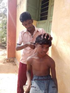 Haircut Sir
