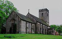 Old Dalby Parish Church