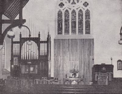 Lissara Presbyterian Church,, circa 1967